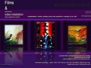 Manav Gupta short one minute films on environment consciousness by Manav Gupta